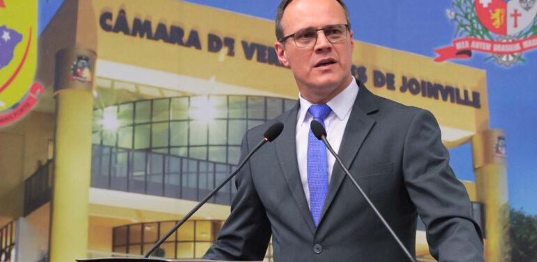 Entrevista : Confira as proposta de James Schroeder, candidato à Prefeito de Joinville