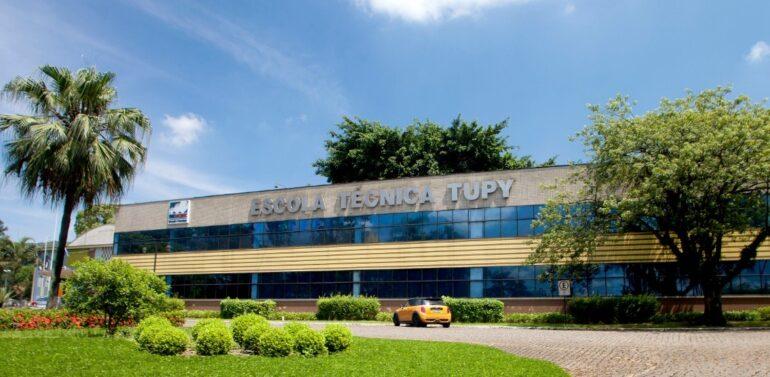 Escola Técnica Tupy anuncia novos cursos e oferece bolsas de estudo