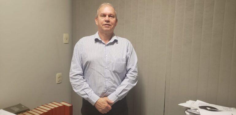 Conheça Valerio Quadras, pré-candidato do Pros à Prefeitura de Joinville