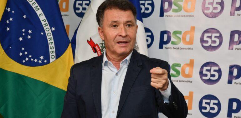 Entrevista Conheça propostas de Darci de Matos, que pela terceira vez é candidato a Prefeito de Joinville