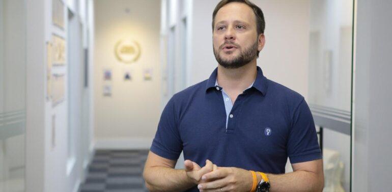 Entrevista : Adriano Silva é candidato à Prefeito de Joinville