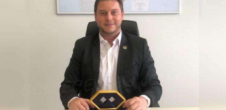 Entrevista: Eduardo Zimmermann é candidato a prefeito de Joinville