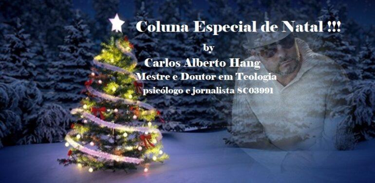 Coluna Natalina by Carlos Alberto Hang
