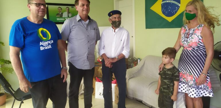 Bolsonaro deverá se reunir com empresários em Joinville