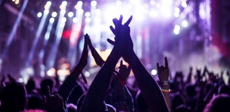 Estado libera shows e eventos a partir de outubro