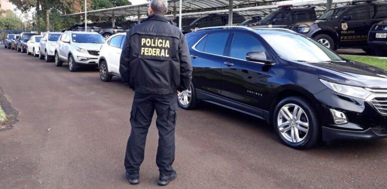 Operação da PF combate tráfico de drogas sintéticas em Joinville