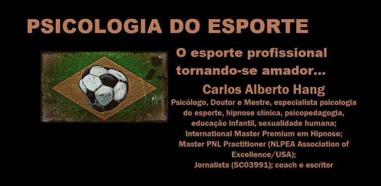 A profissionalização do esporte by HANG