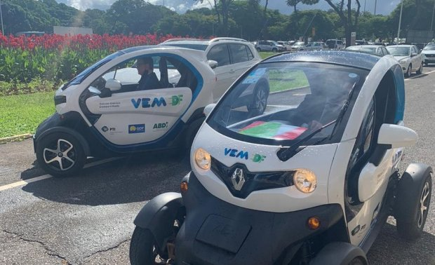Governo de Santa Catarina avalia utilização de carros elétricos em sua frota