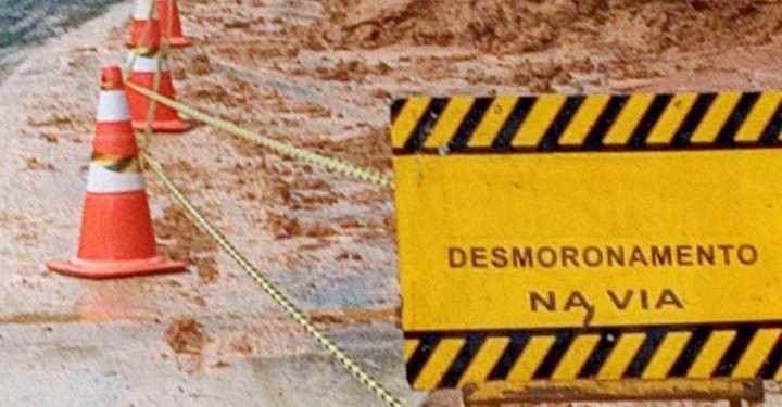 Defesa Civil de Jaraguá do Sul mantém interdição parcial da subida do Molha