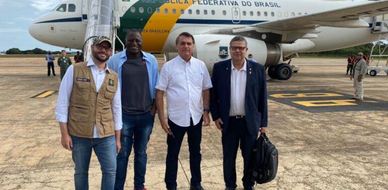 Confirmada visita de Bolsonaro em Joinville