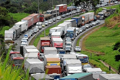 CNTA libera caminhoneiros para participar de ato do 7 de Setembro de forma individual