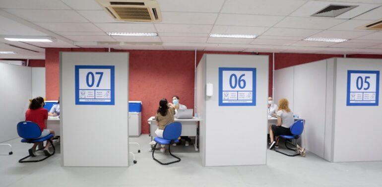 CORONAVÍRUS – Com 414 mil testes realizados, Joinville chega a 111,4 mil confirmados