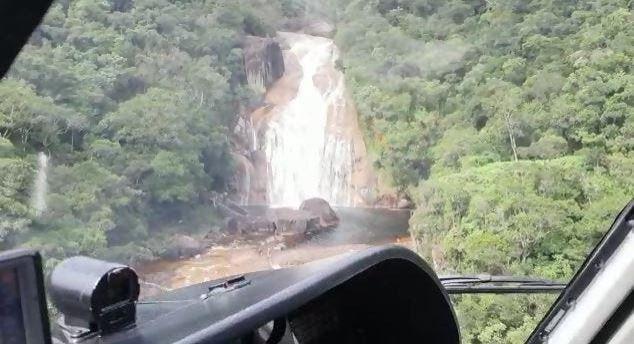 Adolescente morre após queda em cachoeira
