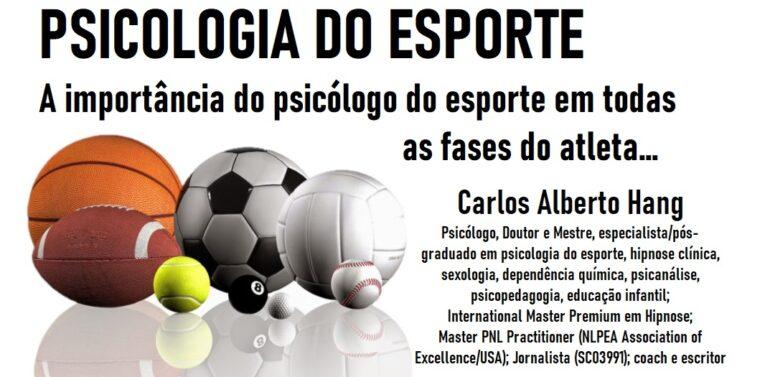 Psicologia do Esporte: importância do psicólogo em todas as fases do atleta