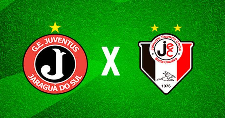 AO VIVO: Joinville x Juventus pelo Catarinense