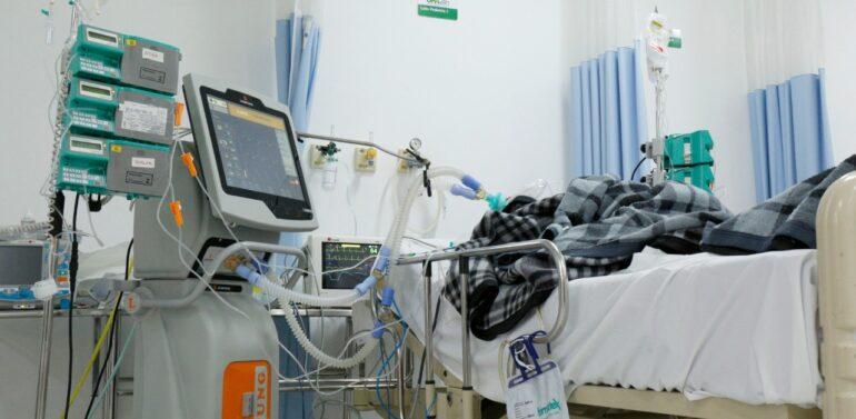 Estado não registra pacientes aguardando por leito de UTI