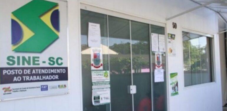 Sine de Araquari divulga lista com novas vagas de emprego