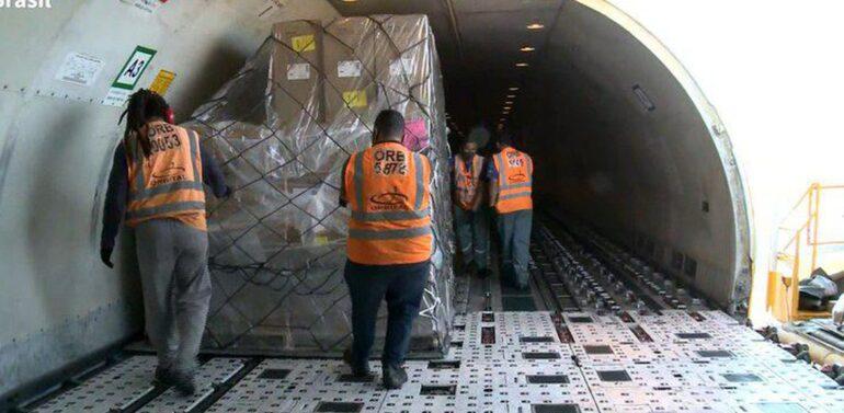 Saúde distribui concentradores de oxigênio doados por empresas ao SUS