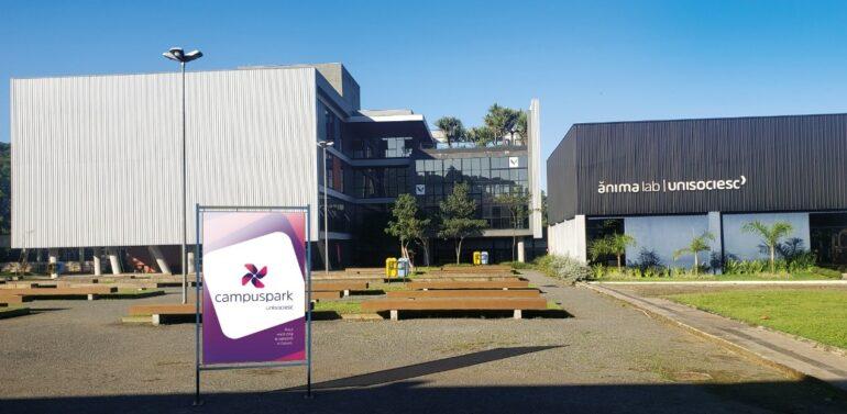 Softville se instala no parque de negócios dentro do Campus Park