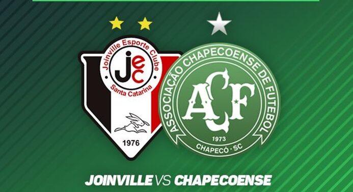 AO VIVO : Joinville x Chapecoense