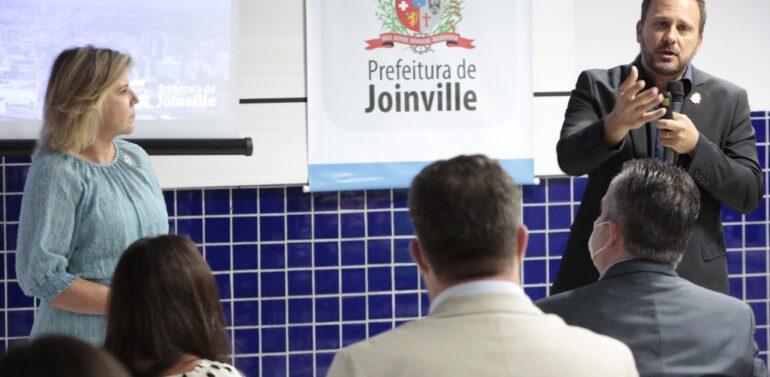 Confira as principais ações de cada área nos 100 dias de Governo Adriano Silva em Joinville