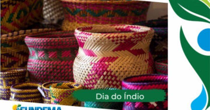 """Dia do Índio é tema de """"Informativo Ambiental"""" da Fundema"""