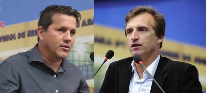 Vereador Osmar Vicente pede licença; Lioilson Correa assume
