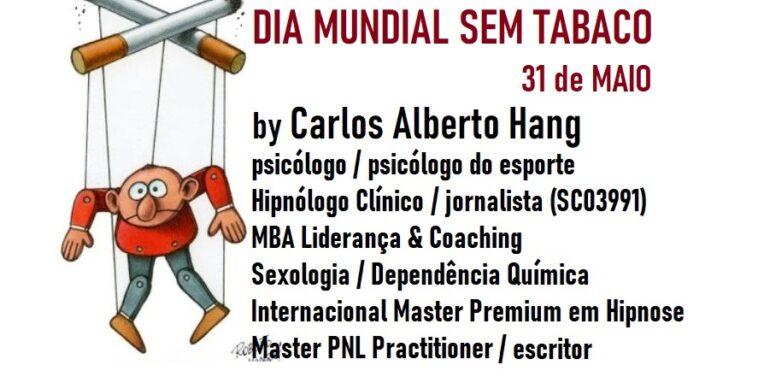 TABAGISMO by Carlos Alberto Hang