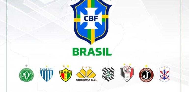 Catarinenses iniciam caminhada no Campeonato Brasileiro