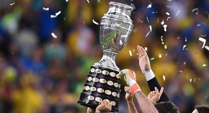 Conmebol anuncia suspensão da Copa América