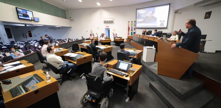 Vereadores debatem crescimento da extrema pobreza em Joinville