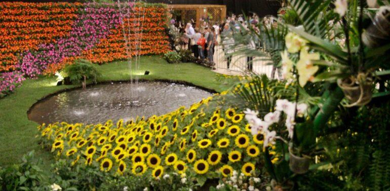 Festa das Flores de Joinville é adiada para 2022