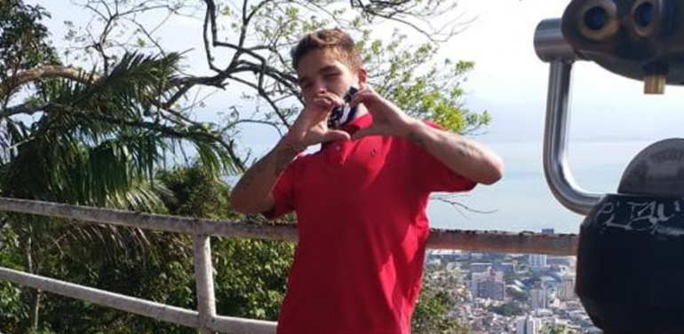 Corpo de jovem desaparecido é encontrado esquartejado no Rio Itajaí Açu