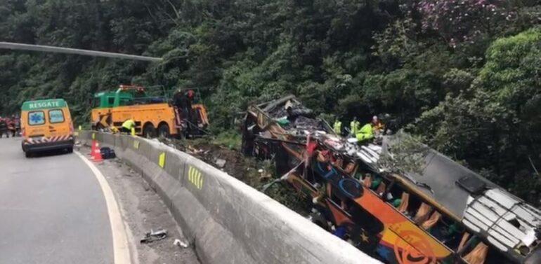 PRF deflagra operação contra envolvidos no acidente que matou 19 pessoas na BR-376