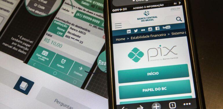 Banco Central aprova Pix Saque e Pix Troco