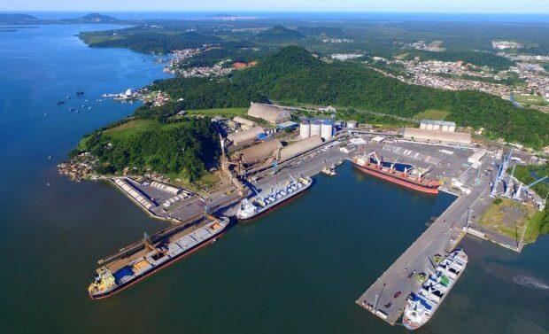 Governo anuncia viabilidade de implantação do Terminal Gás na Baía da Babitonga