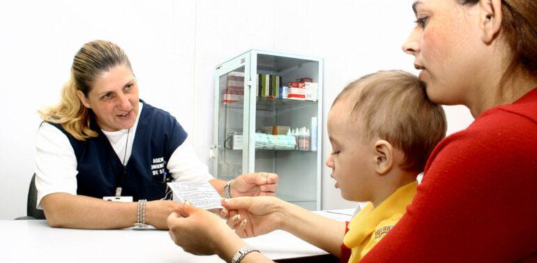 Gasto médio em saúde por habitante em Joinville está em R$ 467