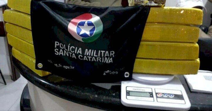 Campo Alegre: drogas são apreendidas em barreira policial
