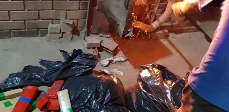 Polícia Civil incinera uma tonelada de drogas em Joinville