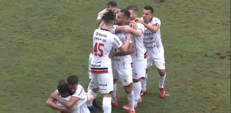 Jec vence na arena e assume liderança provisória do grupo na Serie D