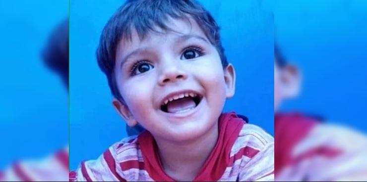 Criança desaparecida é encontrado em área de mata