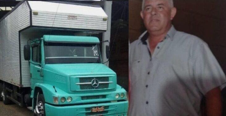 Caminhoneiro desaparecido de Canoinhas é encontrado morto em SP