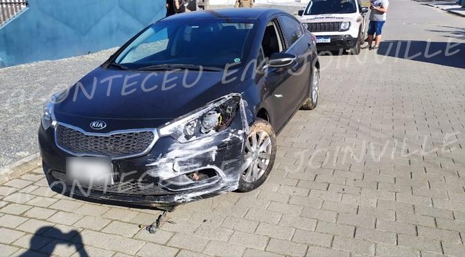 Após perseguição, PM recupera carro furtado no Bucarein