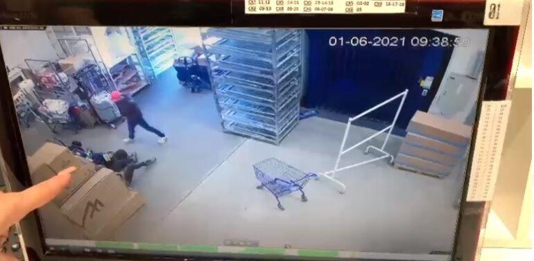 Dupla que assaltou Loja Havan é presa