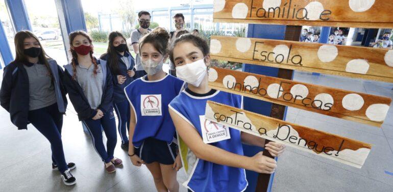 Projetos desenvolvidos na Rede Municipal de Ensino de Joinville são premiados