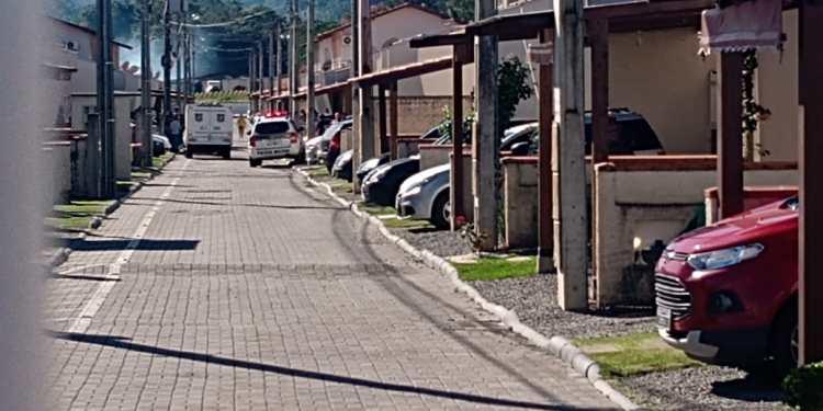 Tragédia: menina de quatro anos é morta em Guaramirim