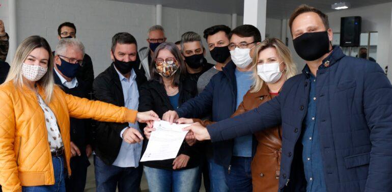 Prefeitura autoriza início da reforma e ampliação da UBSF Glória