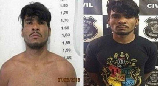 URGENTE : Lázaro Barbosa é preso pela polícia em Goiás, diz Caiado