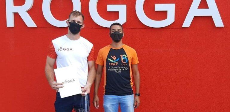 Atleta de Joinville embarca para SP neste sábado em busca de vaga para os Jogos de Tóquio