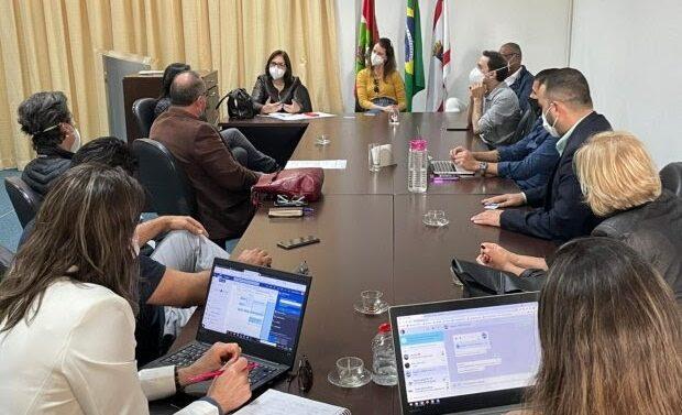 Governo do Estado avança na criação de protocolos para eventos-testes